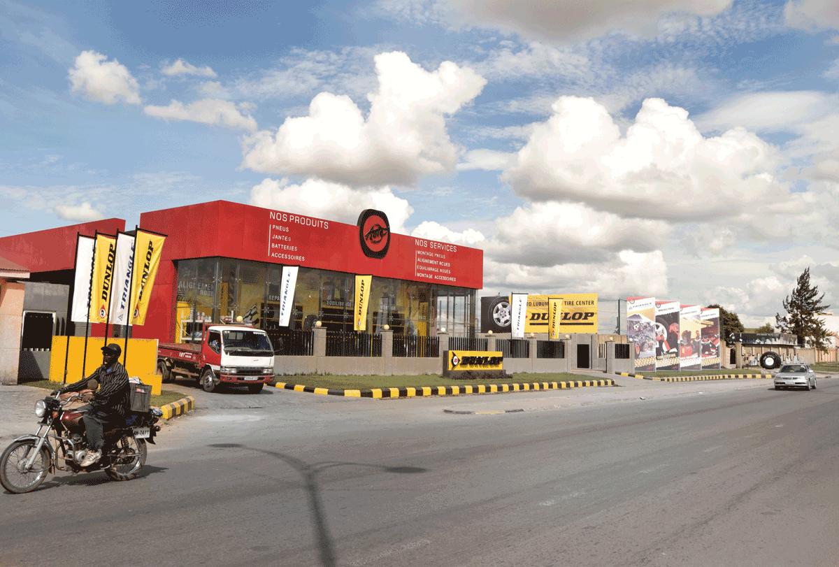AUTO LUBUMBASHI TIRE CENTER (Lubumbashi)