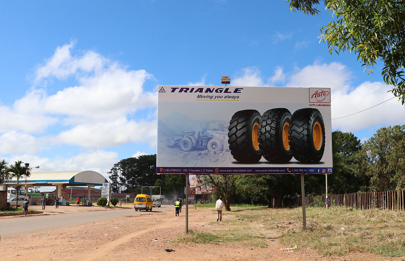 Triangle Tires Campaign