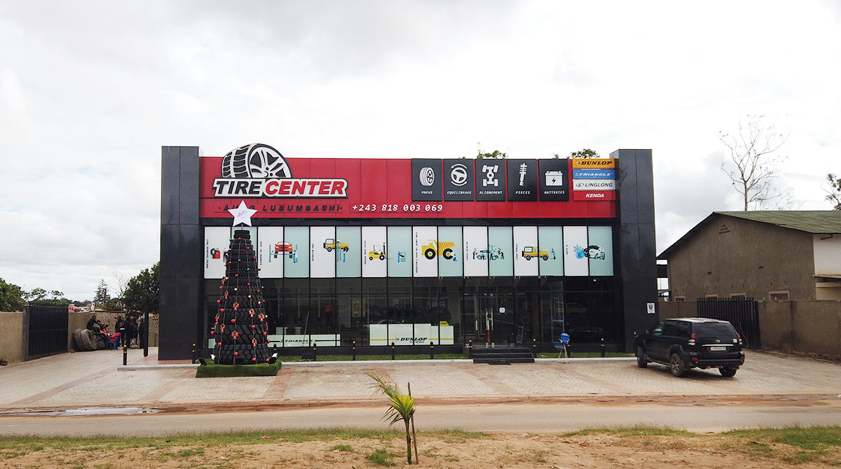 2020 Tires Christmas Tree – Kolwezi Tire Center