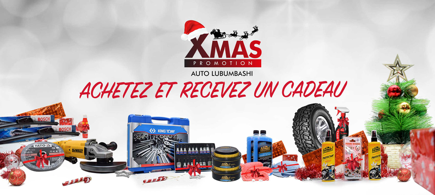 Christmas Promotion December 2019