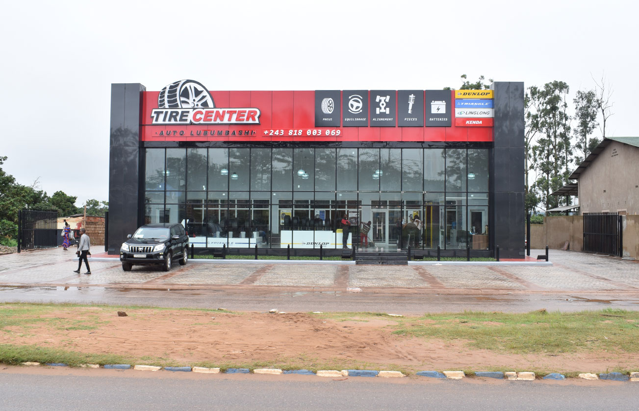 Tire Center Kolwezi