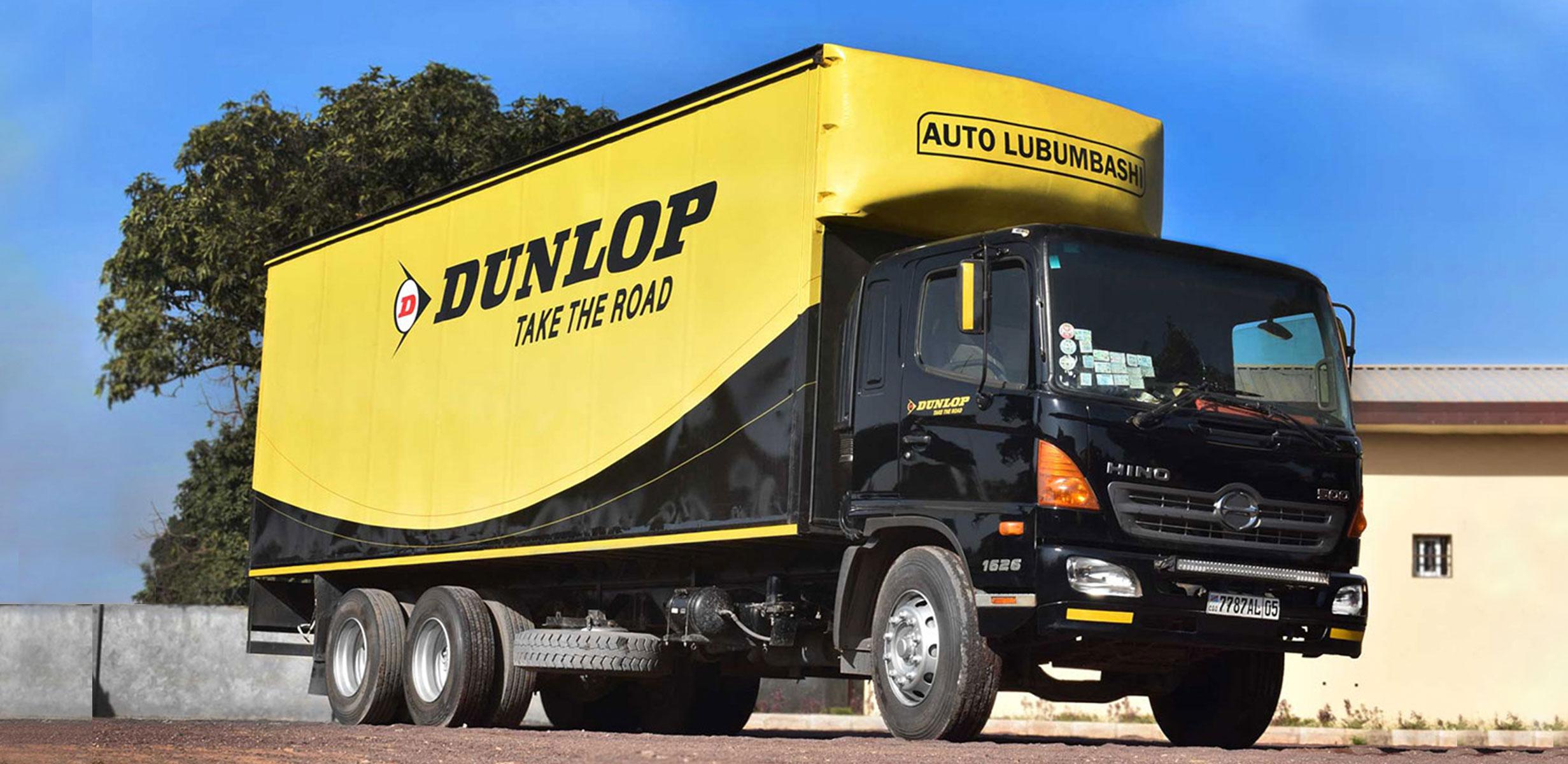Auto Lubumbashi Trucks